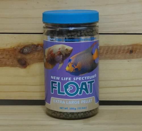 Alimento Comida Peces Ciclidos Spectrum Naturox Float 2.2 Kg