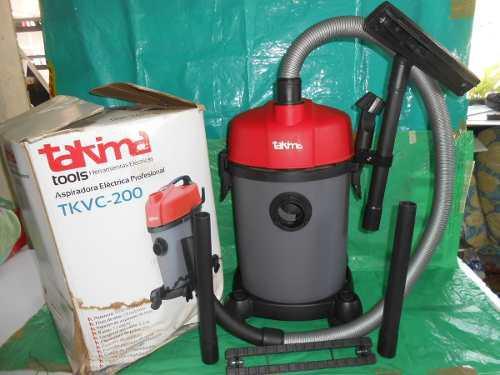 Aspiradora Electrica Prof/marca Takima Mod.tkvc-200 1200wats