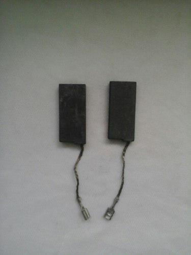 Carbones Para Aspiradora Ridgid Medidas: 39x18x6mm