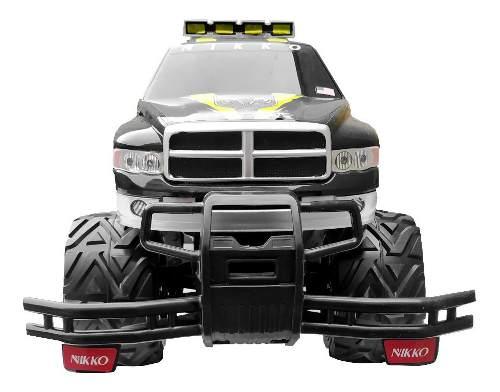 Carro Control Remoto Nikko Dodge Ram Hemi  Todo Terreno