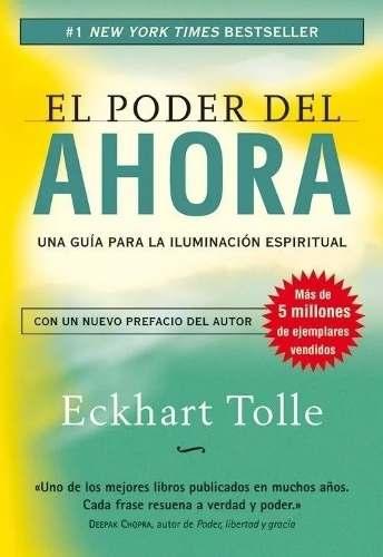 Libro El Poder Del Ahora De Eckhart Tolle