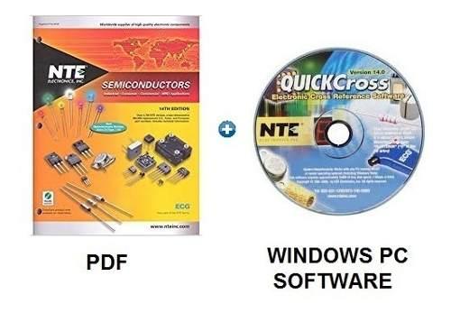 Manual Nte Ecg Semiconductor Libro Y Programa