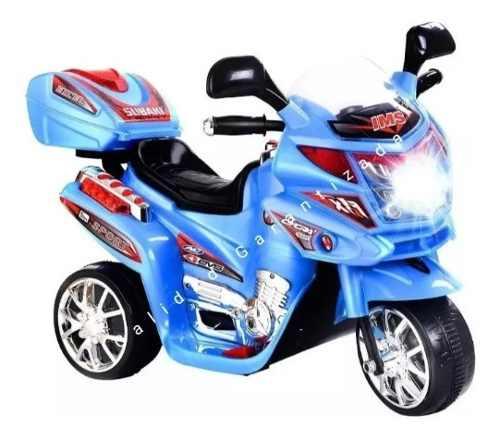 Moto Eléctrica De Batería Recargable Para Niños. 95.trum