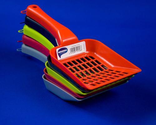 Pala Arenera Scoopy Colores Variados Gatos Higiene