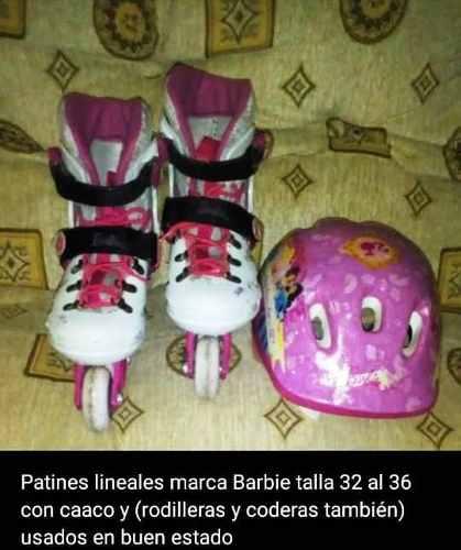 Patines En Linea Barbie