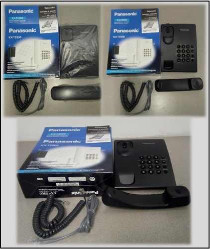 Telefonos Panasonic (kx)-ts500, T7703x, T7716x, Y Otros.