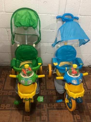 Vendo Triciclo Infantil Musical Con Luces