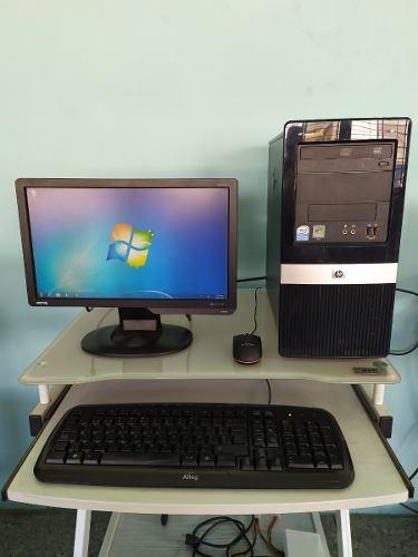 Computador Hp Procesador Dual Core Egb De Ram