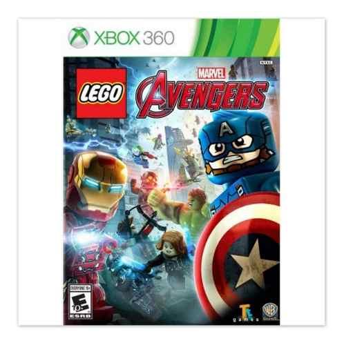 Lego Marvel Juego Para Xbox 360 Totalmente Original