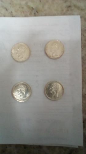 Moneda De Plata Lei 835 Gram.5 (Bolivar)