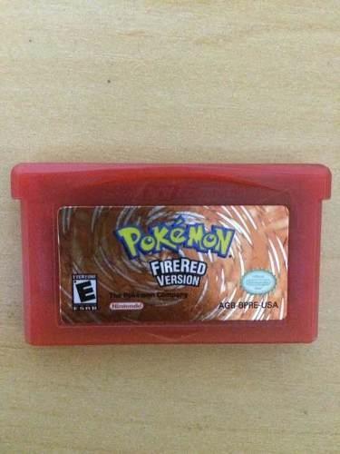 Pokémon Firered Game Boy Advance
