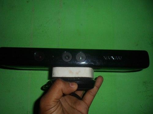 Sensor Kinect Xbox 360 Camara + Kinect Adventures