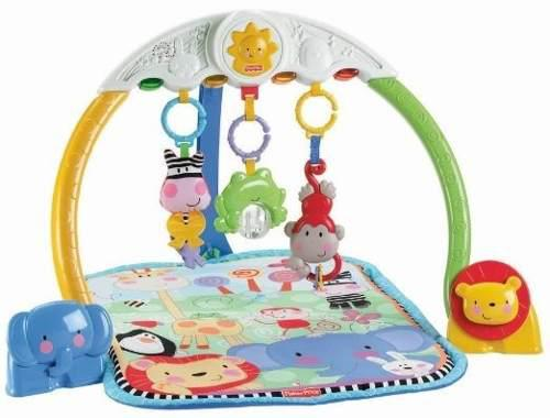 Gimnasio Musical Luces De Colores Fisher Price