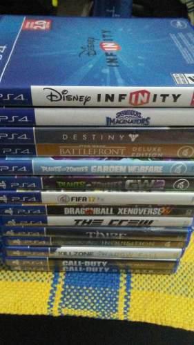 Juegos Playstation 4 Ps4 Originales.