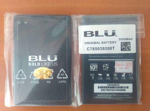 Pila Bateria Blu Dash M2 & X2 D090/d110 C785039200t 2000mah