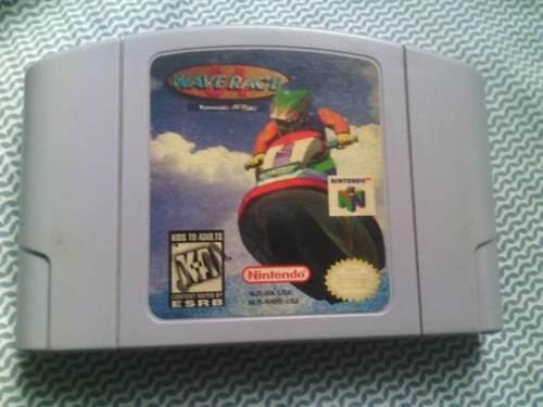 Waverace, Nintendo 64, Juego Original