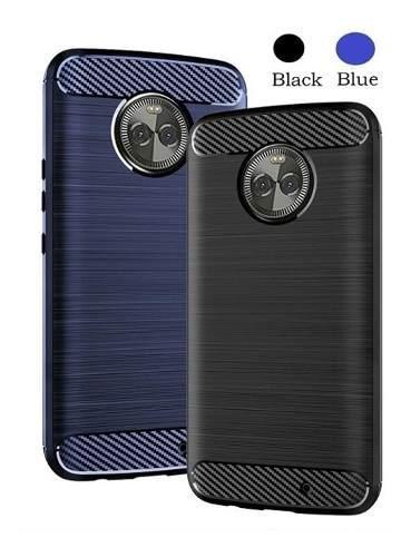 Forro Gel Tpu Motorola Moto X4 + Vidrio Templado Oferta 15$