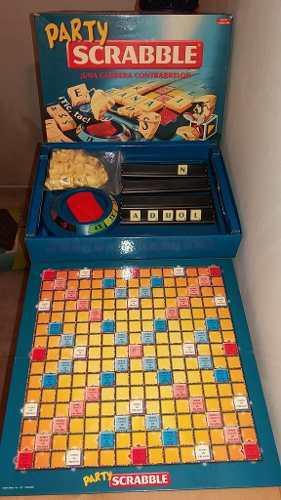 Juego De Mesa Scrabble Party Original