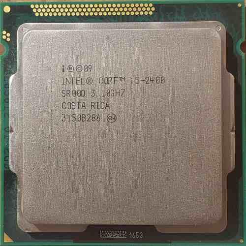 Procesador Intel Core Ighz 2da Gen Socket
