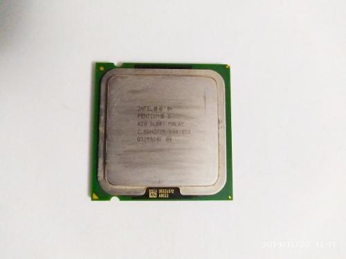 Procesador Intel Pentium D 820 (socket Lga-775) Barinas