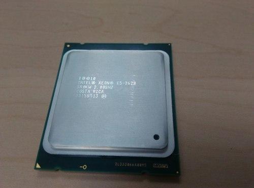Procesador Intel Xeon Eghz