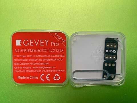 iPhone 6 6s 7 8 9 X Xr Xs Max 11 11 Pro Max Rsim Gevey 4g