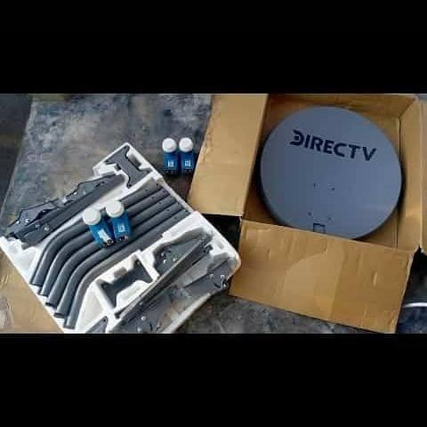 Antena Directv Movistar Cantv Fta