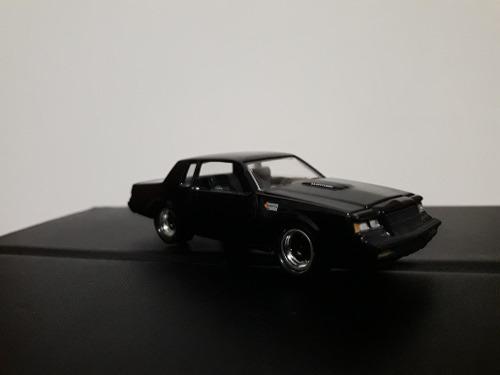 Buick Gran National Escala 1/64 Jhonny Lightning