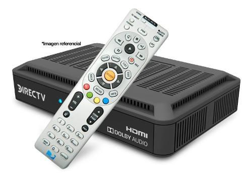 Decodificador Control Directv Nuevo Kit Antena Plan Especial