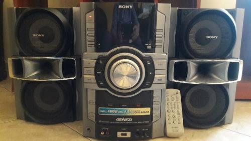 Equipo De Sonido Sony Genezi Gt222
