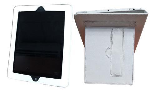 Estuche Protector Forro Tablet Para iPad 2 3 4 5 Y 6 Blanco