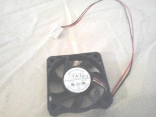 Fan Cooler Extractor Ventilador 5 Cm X 5 Cm Pc Case 3 Pines