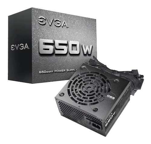 Fuente De Poder Evga 650w N1 Nueva Bagc
