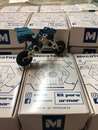 Mecatoys Kit Moto At Juguete Para Armar