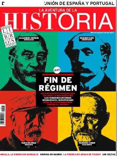 D La Aventura De La Historia - Fín Del Regimen