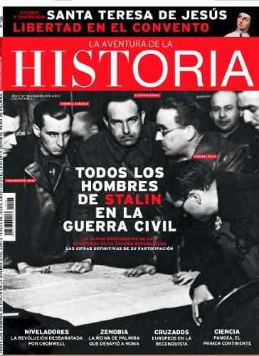 D - La Aventura De La Historia -todos Los Hombres De Stalin