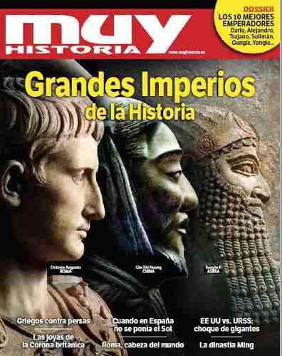 D - Muy Historia - Grandes Imperios De La Historia