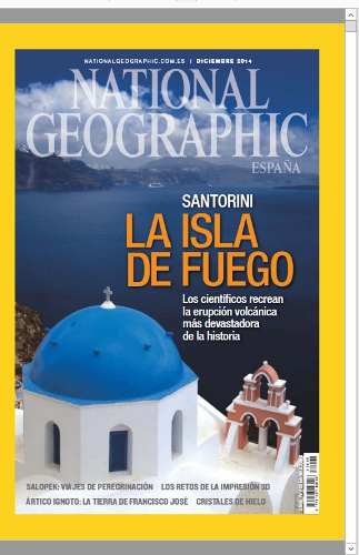 D - Nat Geo - Santorini La Isla De Fuego
