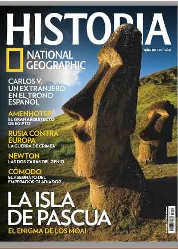 D Revista - Historia N. G. - La Isla De Pascua