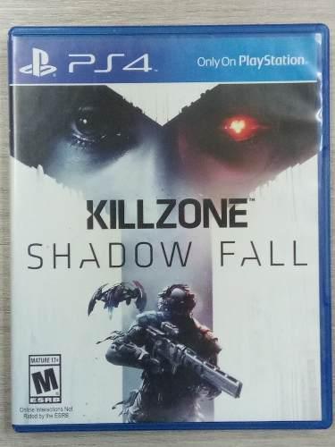 Juego Ps4: Killzone Shadow Fall Ps4