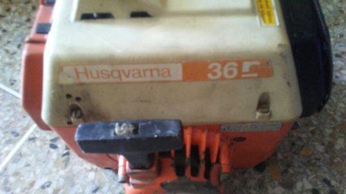 Motor Desmalezadora Corta Cesped Marca Husqvama 36r