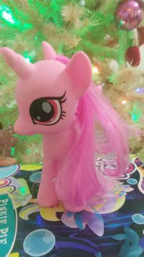 Pony Rosada Pinkie Pie Con Accesorios En Puerto La Cruz