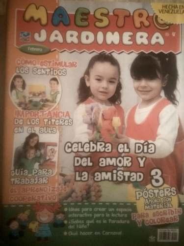 Revista Maestra Jardinera Y Primaria