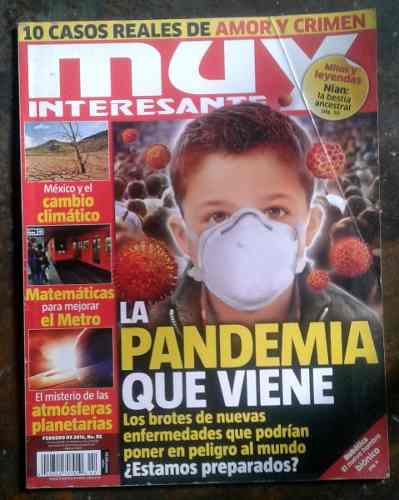Revista Muy Interesante Año  Nº 02