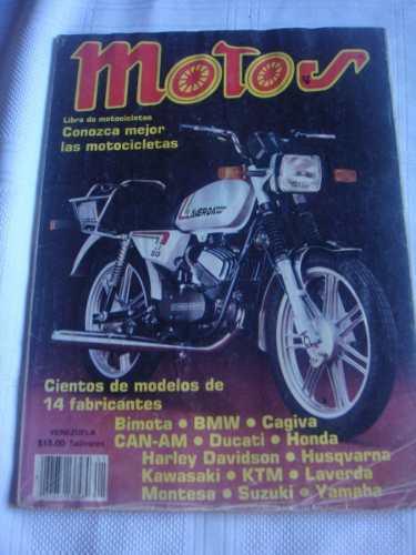 Revista Venezolana Coleccionable Motos