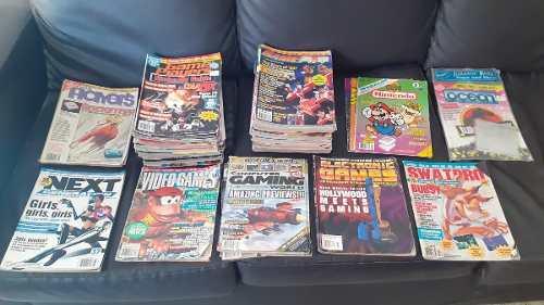 Vendo O Cambio 60 Revistas De Coleccion De Los 90/s 50 Verd