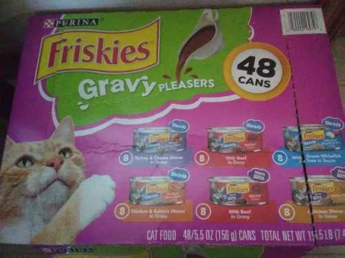 Comida Para Gatos Friskies