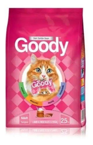 Comida Para Gatos Goody 2,5 Kg