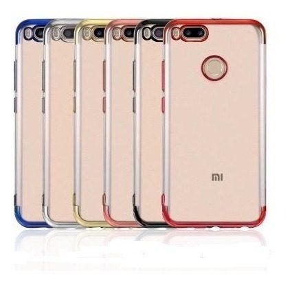 Forro Estuche Transparente Xiaomi Redmi 7 Redmi Go Mi