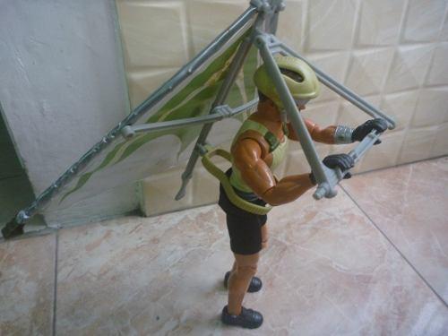 Max Steel Muñeco De Accion...el Volador
